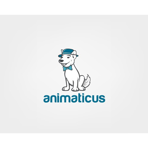 Animation Kids School Logo