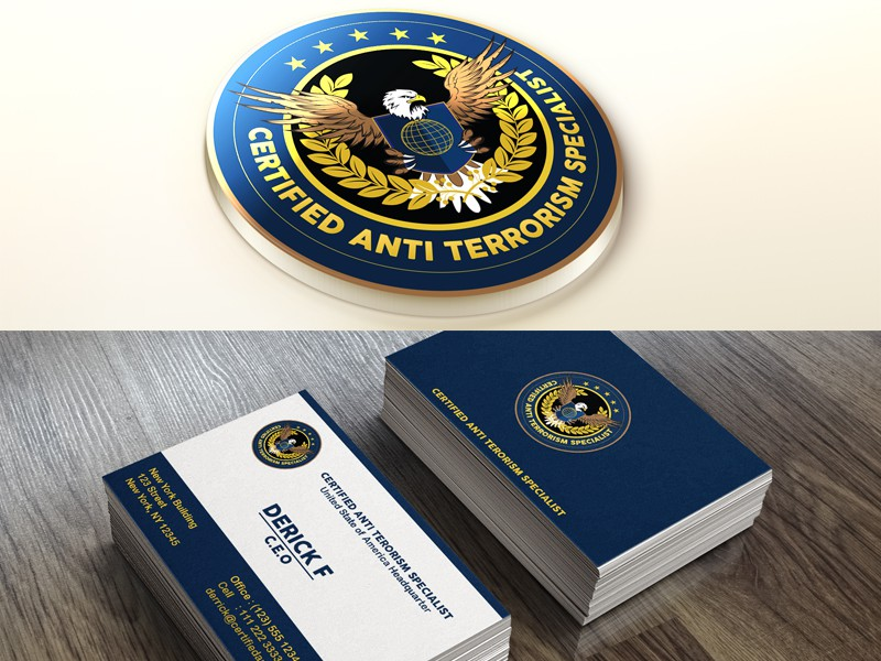 Logo for a global Anti Terrorism Training Program