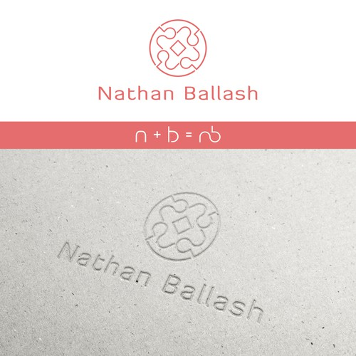 Simple and elegant concept for Nathan Ballash