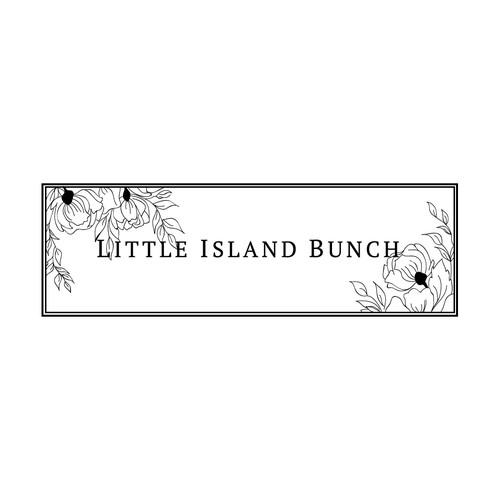 Elegant logo for online florist