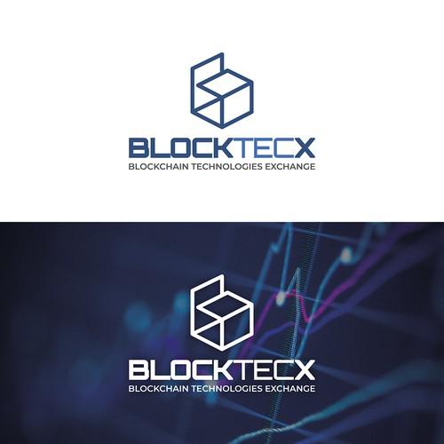 Blockchain Tech logo