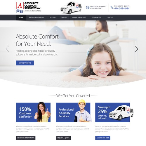 Absolute Comfort Services