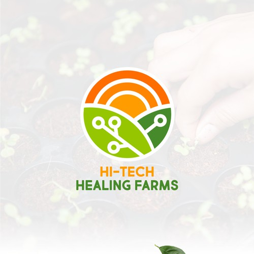 Concept for High Tech Healing Farms