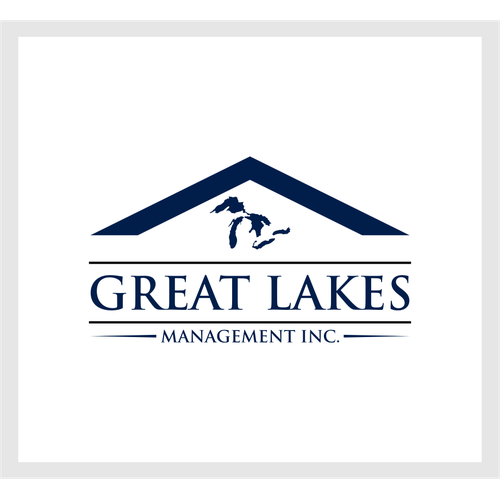 Create a classic logo for a common man who manages real estate