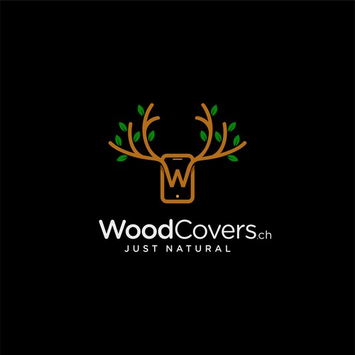 Logo for WoodCovers
