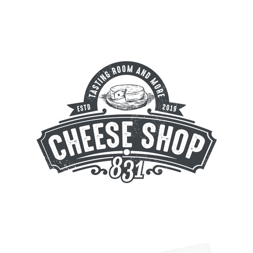 Logo for a cheese shop  :)