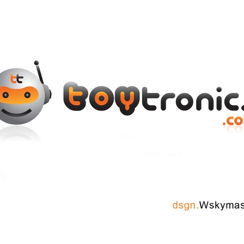 Logo Design For Internet Toy Store : Toytronics