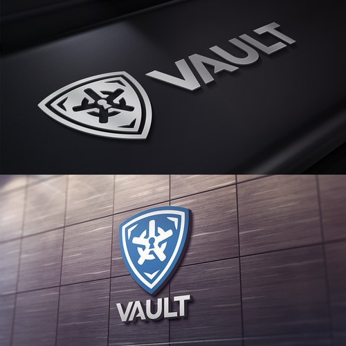 Logo design for Vault