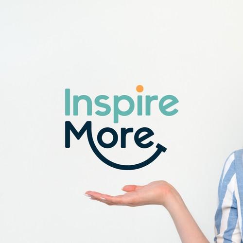 """""""Inspire More"""" logotype"""