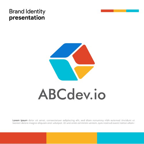 BRAND IDENTITY - ABCdev.io