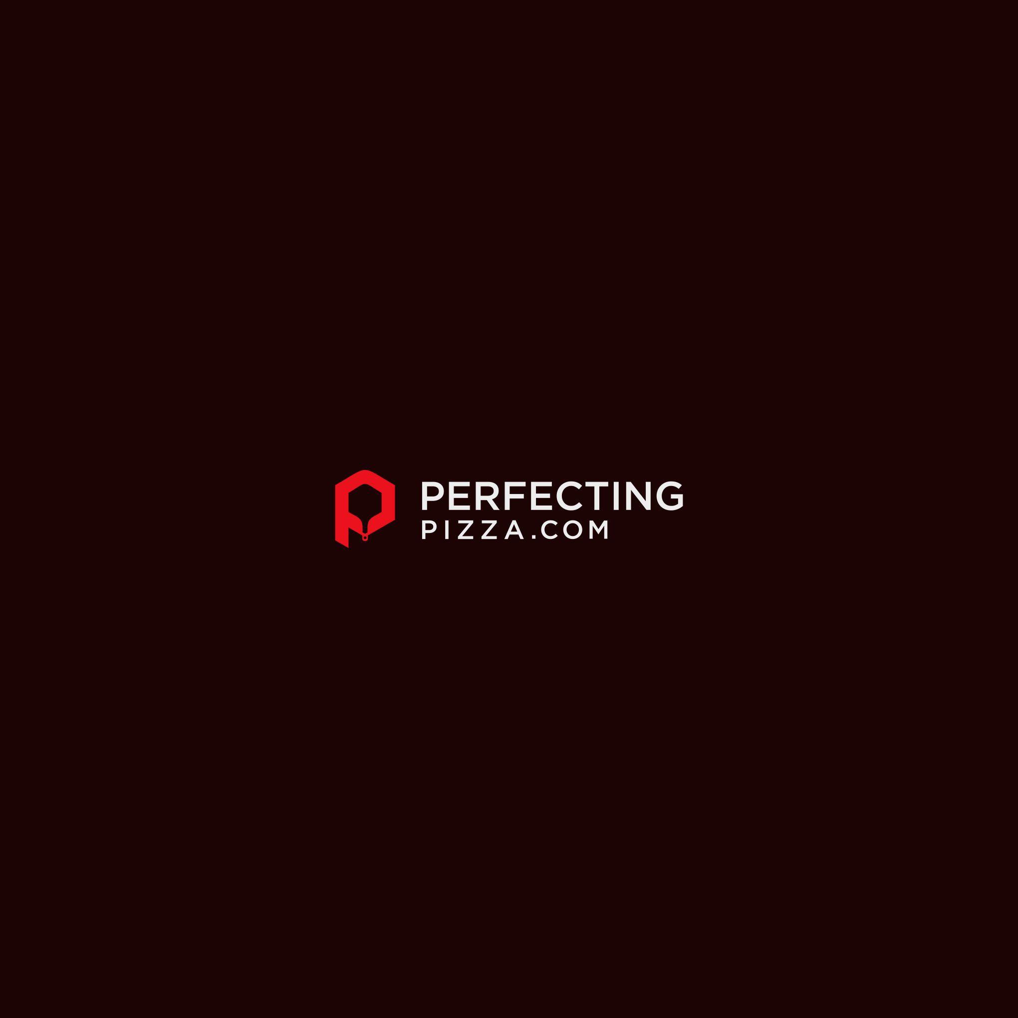Web Based perfectingpizza.com needs a Clean & Refined Logo