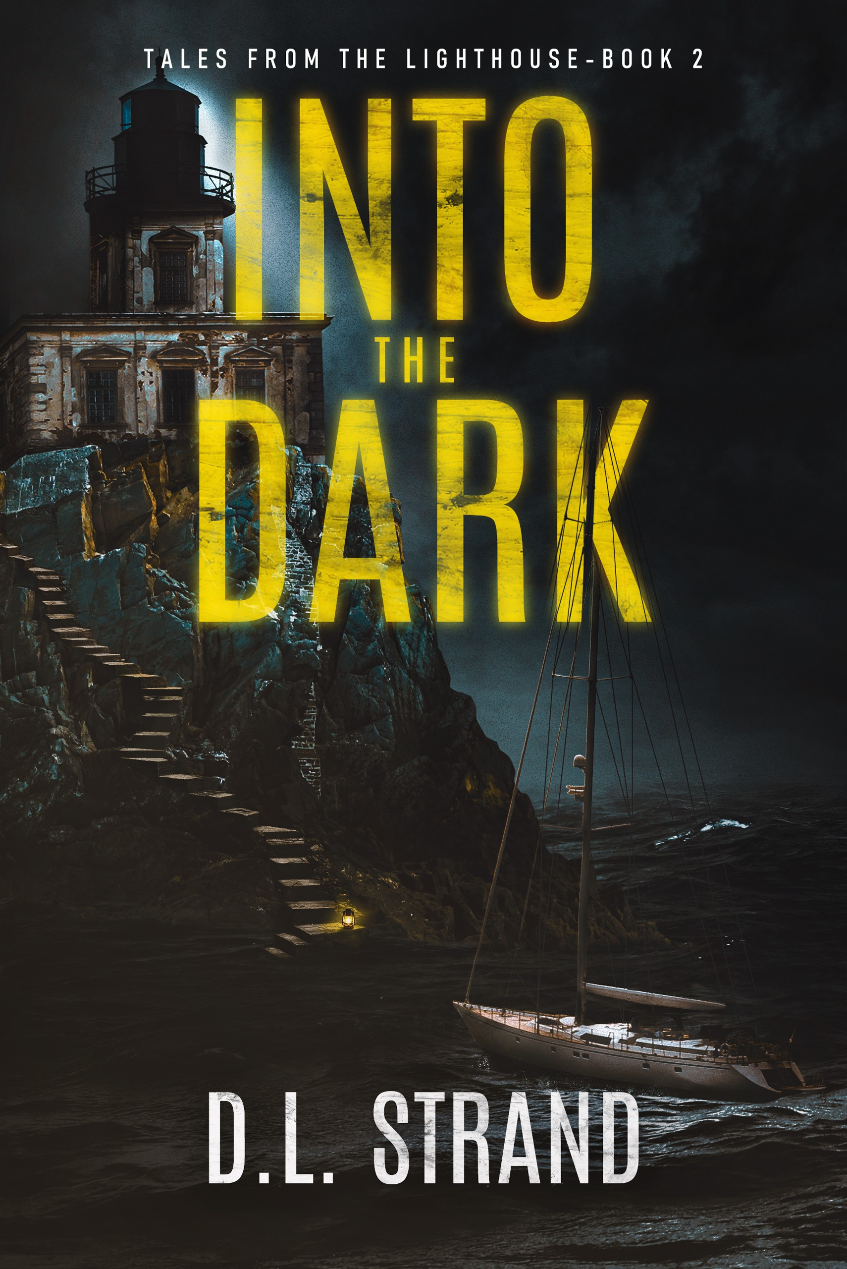 Tales From the Lighthouse Book 2 - Book Cover