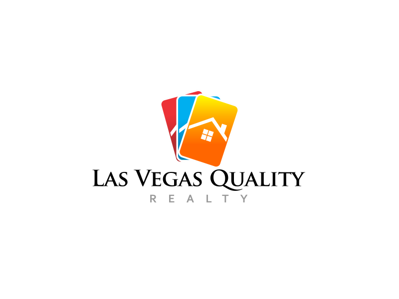 Help Las Vegas Quality Realty with a new logo