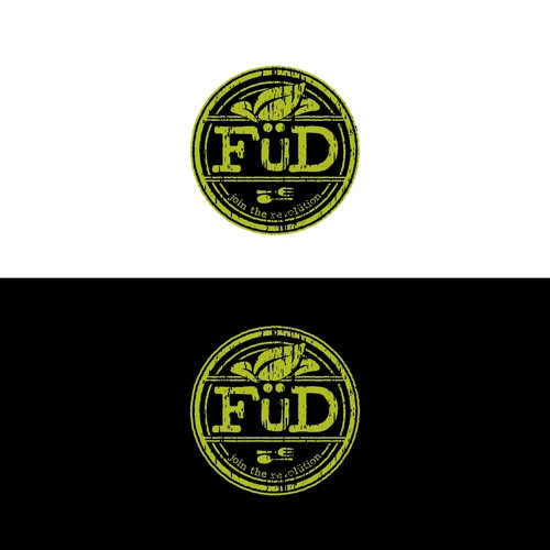 logo concept for FUD