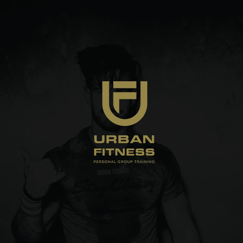 Bold logo concept for Fitness company