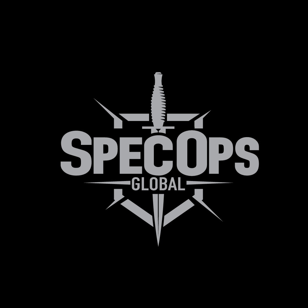 Create a 1-color logo for tactical/survival gear subscription box
