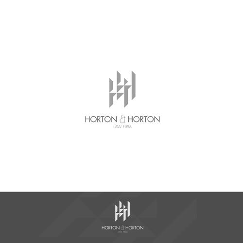 Logo for Horton & Horton, lawyers.