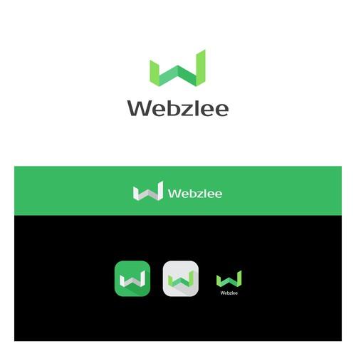 Logo concept for Webzlee