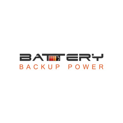 Design an identity for Battery Backup Power, Inc.