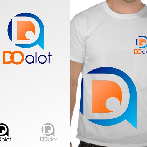 Help DOalot    or    DOalot.org with a new logo and business card