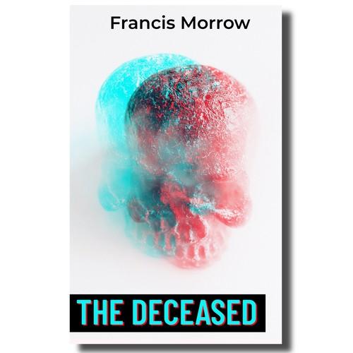 Cover design for high concept sci-fi novel