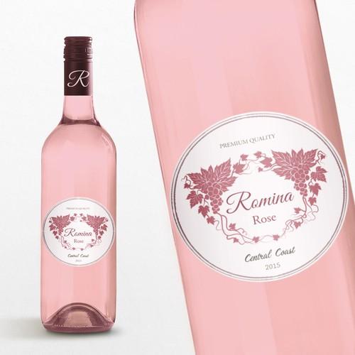 Wine bottle premium label