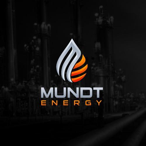 Lettermark Logo for Mundt Energy