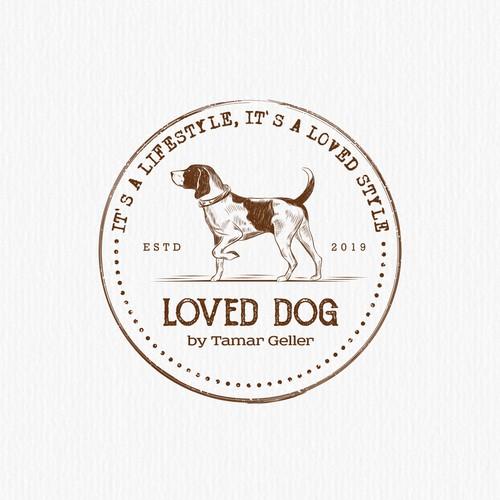 loved dog