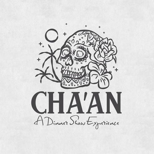 Organic logo for mexican restaurant