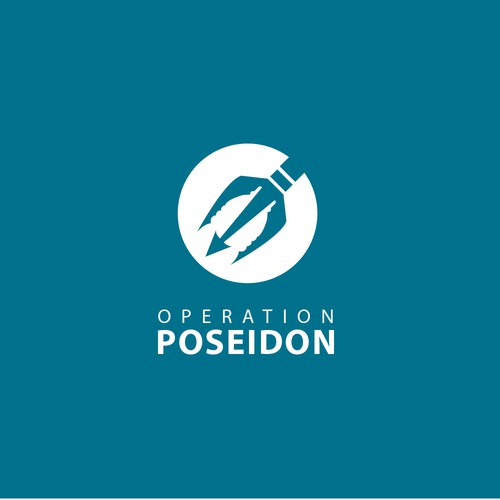 Operation Poseidon Logo Design