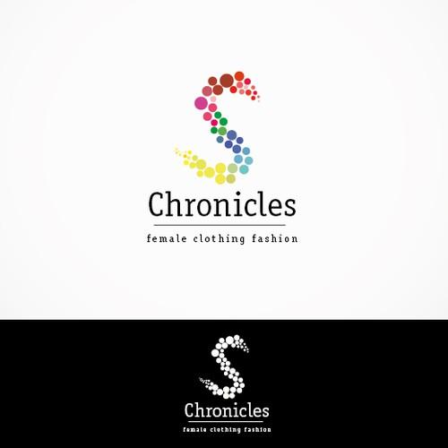 Fashion! Develop a logo: SdotChronicles