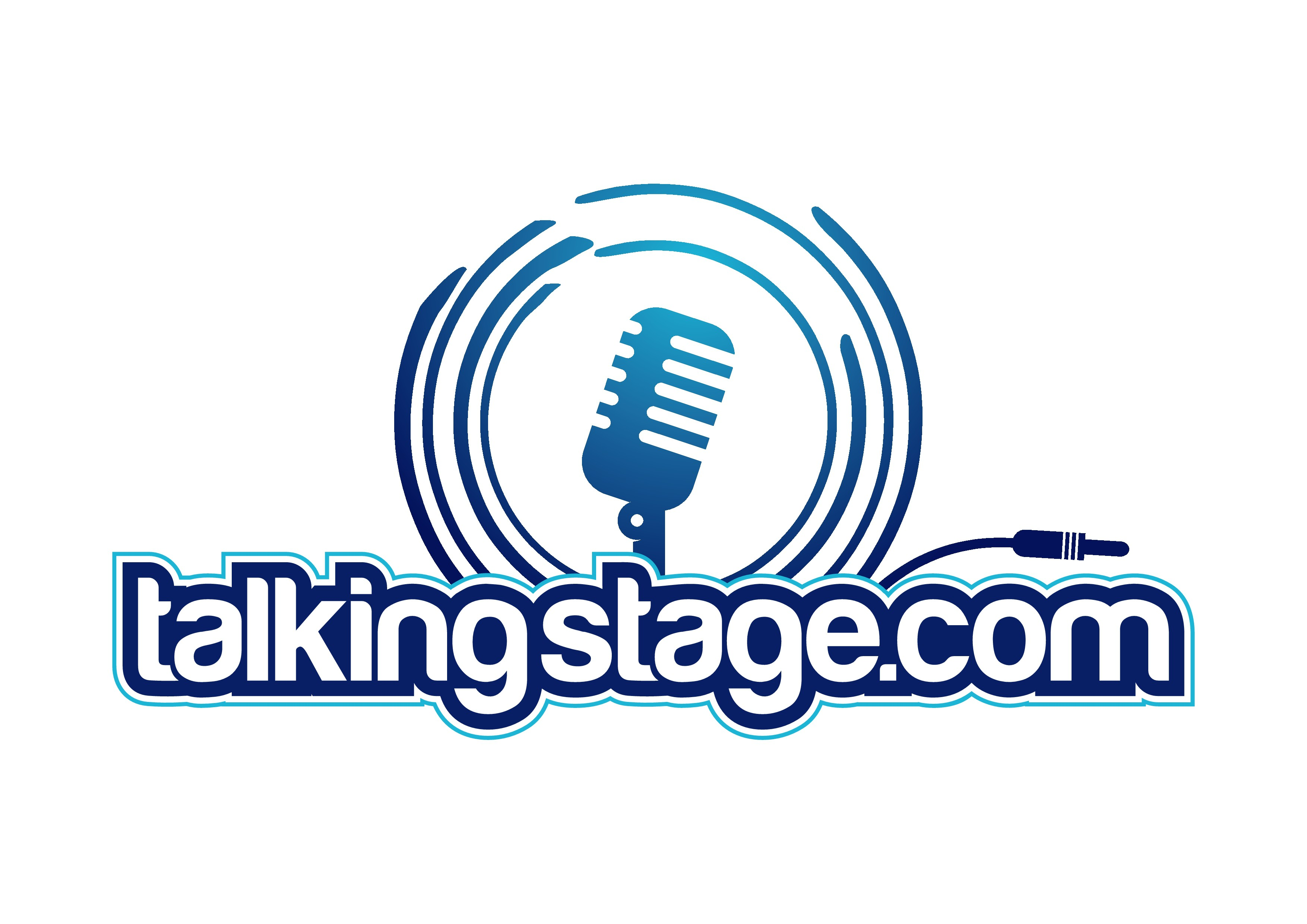 Create a dynamic logo for new performing arts podcast and web site.