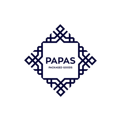 Papas Packaged Goods Logo