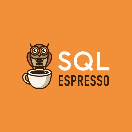 A fun logo for a SQL blogger