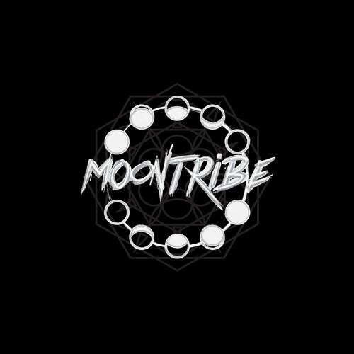 Moontribe artisan logo