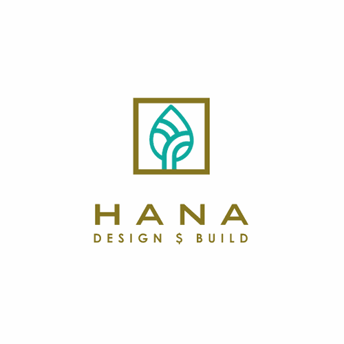 bold logo for landscaping design
