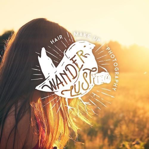 logo for WANDERLUST