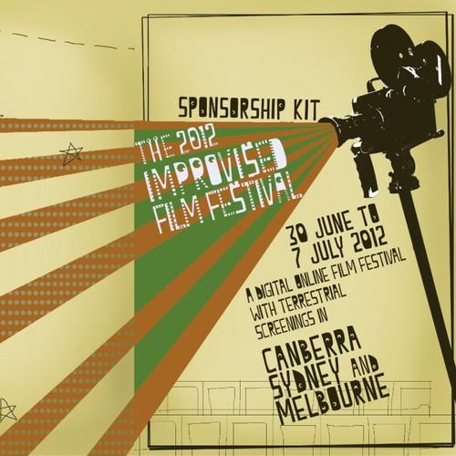Sponsorship Kit for a Film Festival