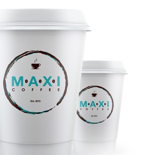 MAXI COFFEE logo