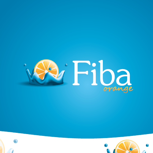 Fiba Soft drink Logo