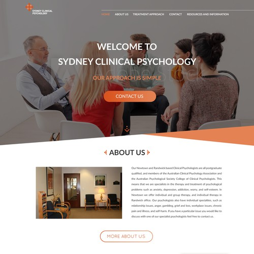 Sydney Clinical Psychology