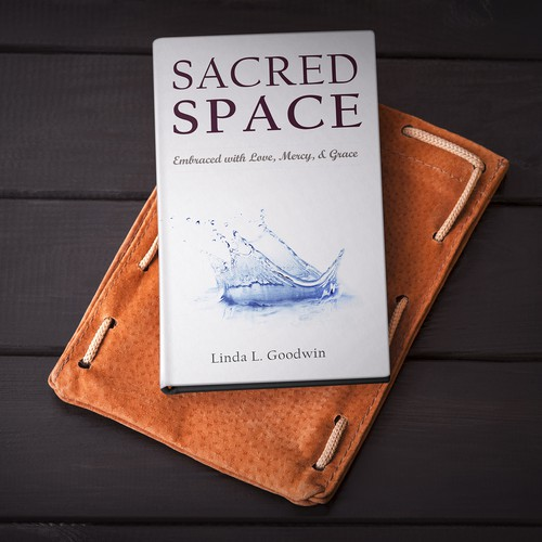Book cover concept for Sacred Space