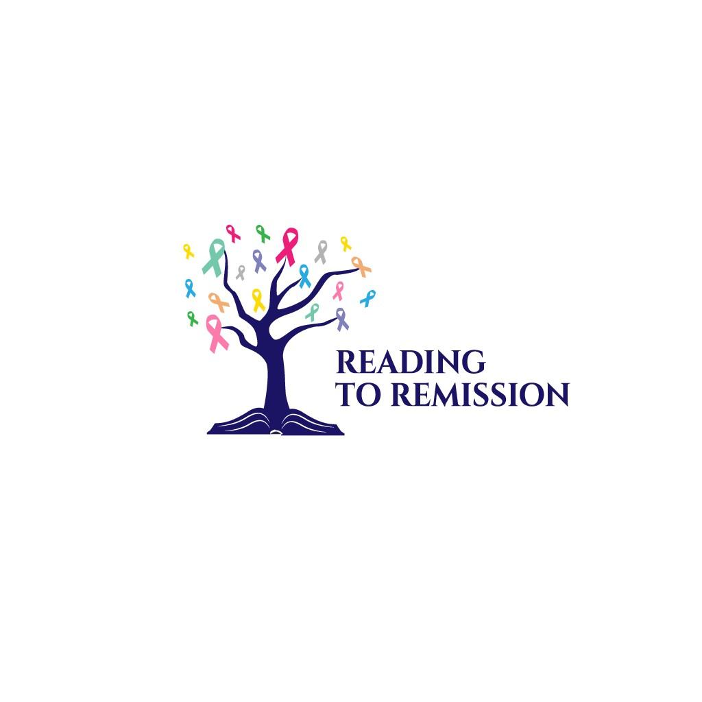 Logo for booksharing service for cancer patients and caregivers