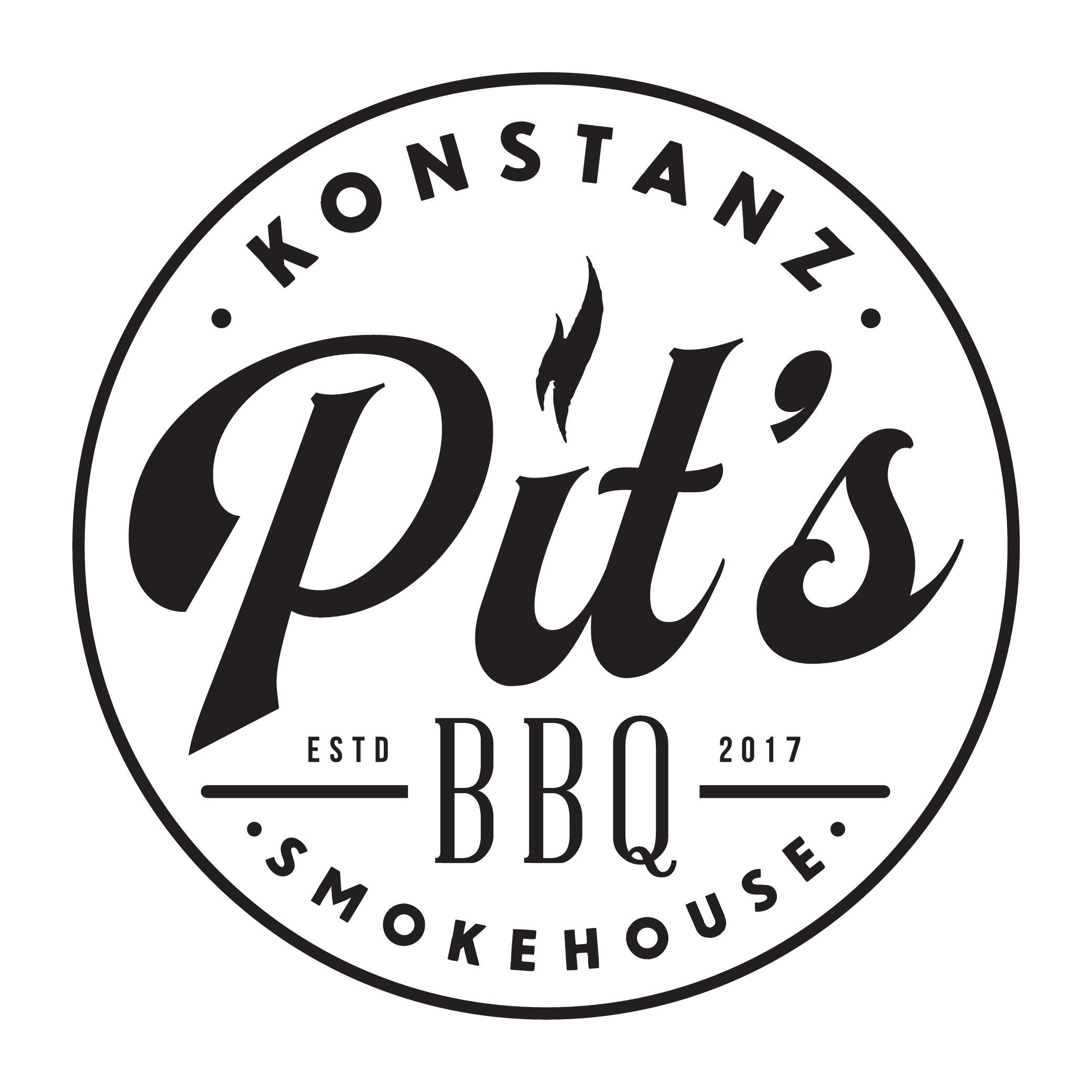 Design a logo for a modern bbq restaurant