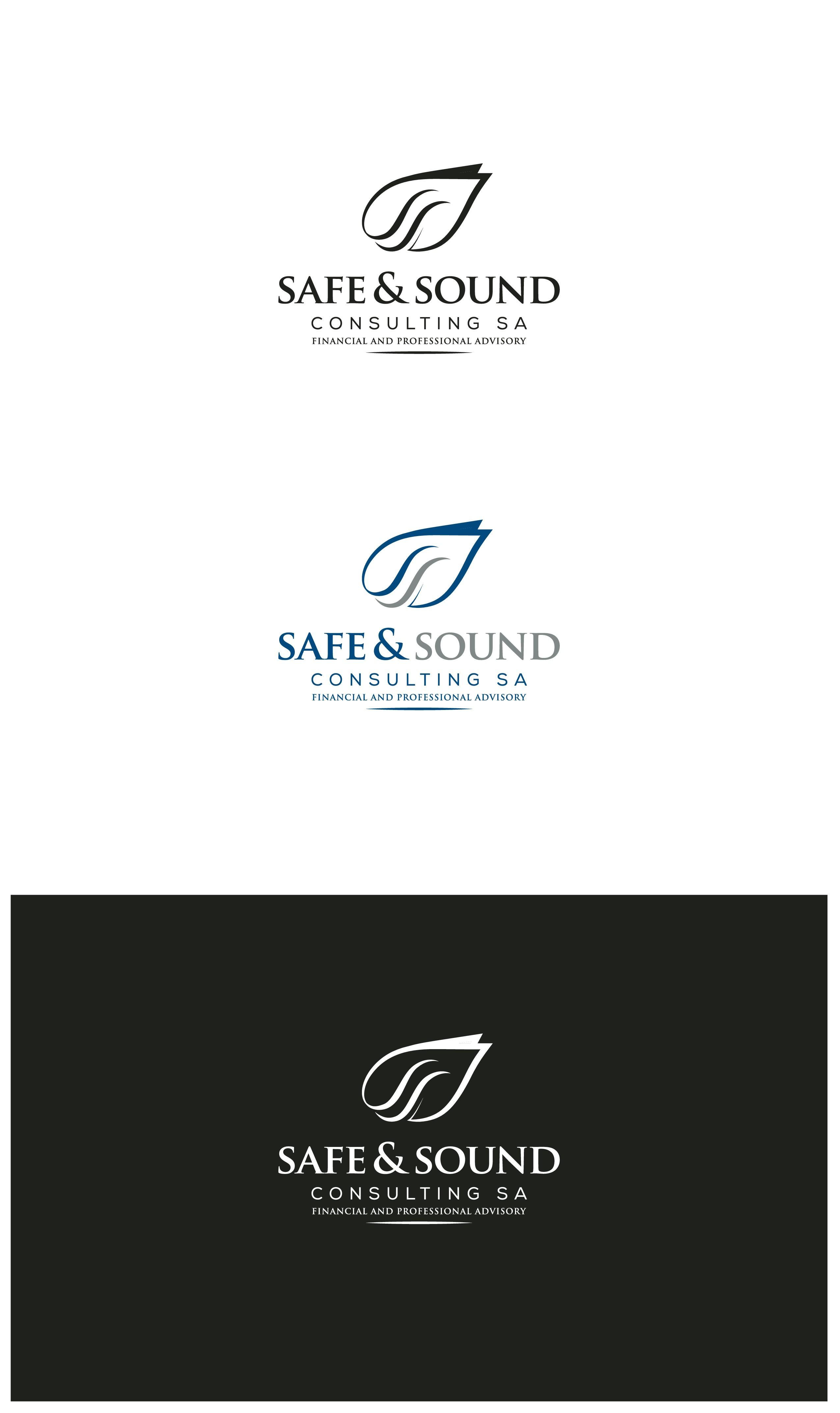 Creare un logo che riesca a rendere il senso di sicurezza e fiducia in ambito finanziario
