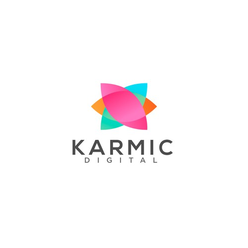 Logo for Karmic Digital