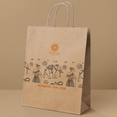 delivery bag design