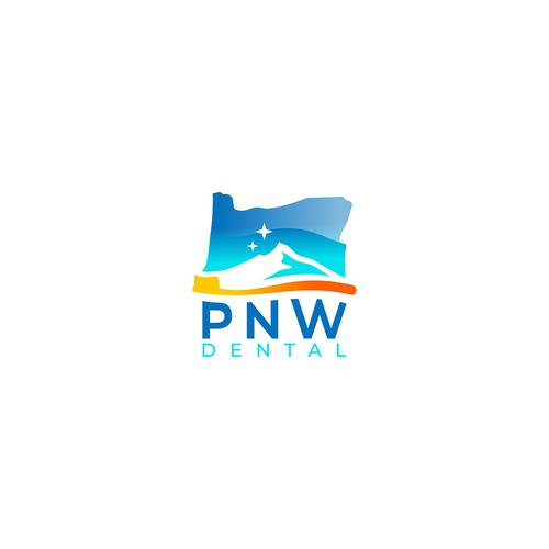 PNW dental logo