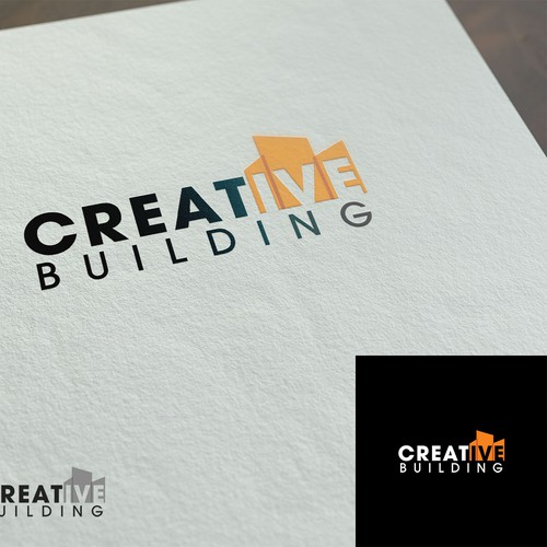 Creative Building Logo Design