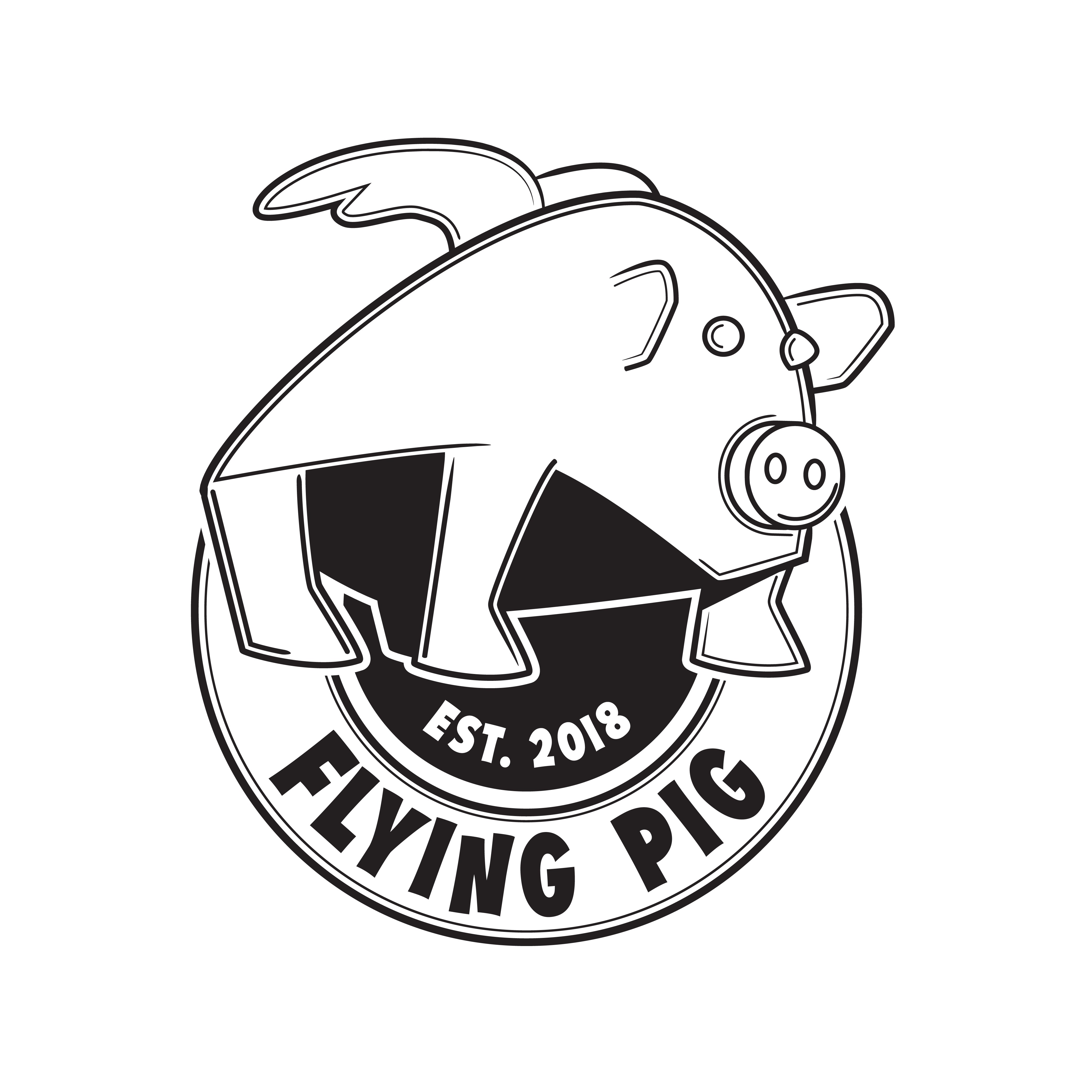 Flying Pig Pig Farm Est. 2018